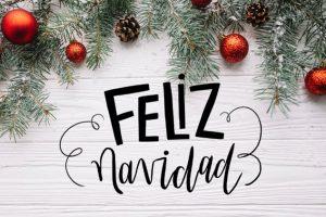 Buon Natale in spagnolo