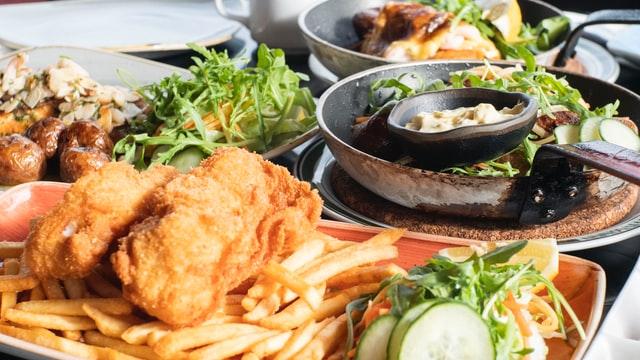 cibo in inglese