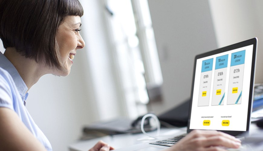 comprare corso di lingue online