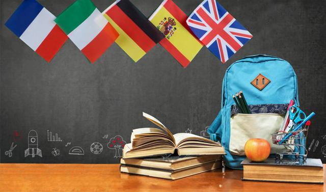 insegnanti di lingue per bambini