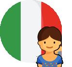 lezioni di italiano per bambini