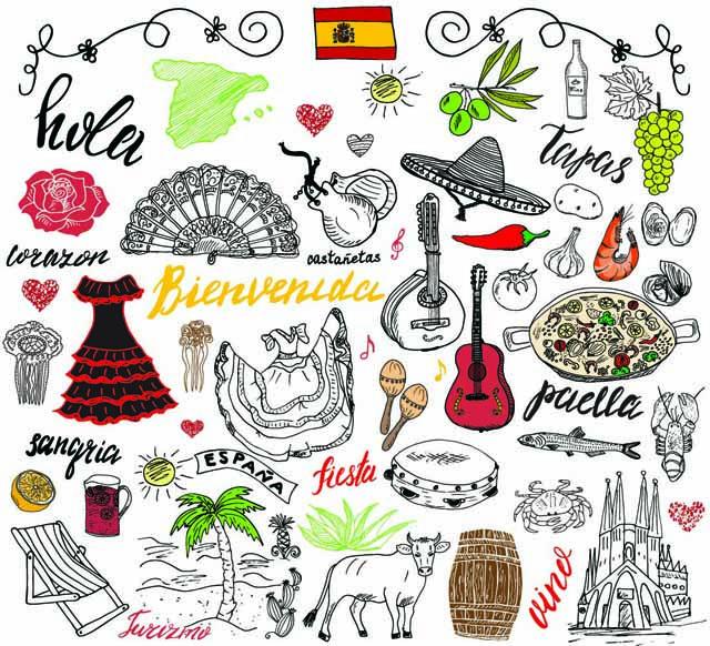 parole spagnole usate in italiano